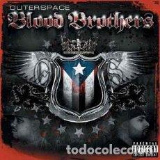 Discos de vinilo: BLOOD BROTHERS - OUTERSPACE – DOBLE LP VINILO. Lote 107300155