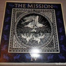 Discos de vinilo: THE MISSION IV. Lote 107308607
