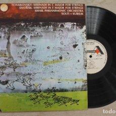Discos de vinilo: TCHAIKOVSKY DVORAK ORQUESTA FILARMONICA ISRAEL LP VINYL MADE IN SPAIN 1970. Lote 107316811