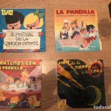 Discos de vinilo: LOTE 25 LPS DE MÚSICA / CUENTOS INFANTIL. Lote 107316847