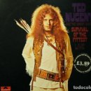 Discos de vinilo: TED NUGENT AND THE AMBOY DUKES 2LP 1970 ENGLAND SURVIVAL OF THE FITTEST LIVE.MARRIAGE ON THE ROCKS. Lote 107330947