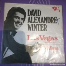 Discos de vinilo: DAVID ALEXANDRE WINTER .LAS VEGAS. DIFÍCIL. Lote 107333283