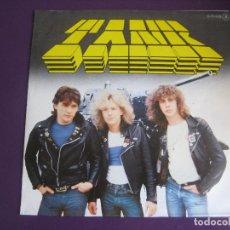 Discos de vinilo: TANK SG ZAFIRO 1981 DON'T WALK AWAY +2 HEAVY METAL + HARD ROCK - MOTORHEAD - NWOBHM. Lote 107347959