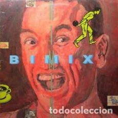Discos de vinilo: VARIOUS - BIMIX (LP, MIXED, PROMO) LABEL:GRIND CAT#: D-LP-1114 . Lote 107374127