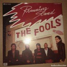 Discos de vinilo: THE FOOLS – RUNNING SCARED. EDICION ALEMANA. Lote 107376595