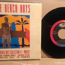 Discos de vinilo: THE BEACH BOYS COLLECTION II- MEDLEY NUEVO. Lote 107384164