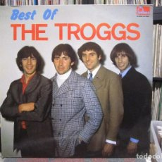 Discos de vinilo: THE TROGGS - BEST OF THE TROGGS (LP, COMP) . Lote 107386499