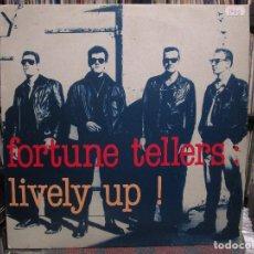 Discos de vinilo: FORTUNE TELLERS - LIVELY UP ! (LP, ALBUM) 1990. Lote 107388467