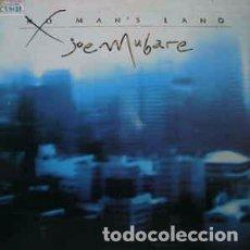 Discos de vinilo: JOE MUBARE - NO MAN'S LAND (LP) LABEL:PDI, S.A. CAT#: 30.1292 . Lote 107398983