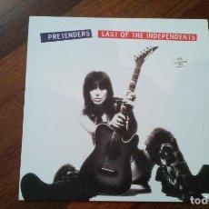Discos de vinilo: PRETENDERS-LAST OF INDEPENDENTS.LP 1994. Lote 107402031