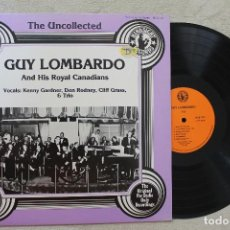 Discos de vinilo: GUY LOMBARDO AND HIS ROYAL CANADIANS 1950 LP VINYL MADE IN FRANCE 1982. Lote 107406803