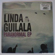 Discos de vinilo: LINDA GUILALA - PARANORMAL EP + DESCARGA MP3. Lote 107411419