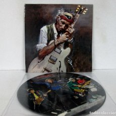 Discos de vinilo: THE ROLLING STONES - MISS YOU IN TOKYO LIVE - LP PICTURE DISC - VIRGIN 2014 RS 1259 - LIMITED NUEVO. Lote 107418283