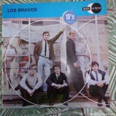 Discos de vinilo: LOS BRAVOS - LP - EDICIÓN INGLESA- RARO. Lote 107418855