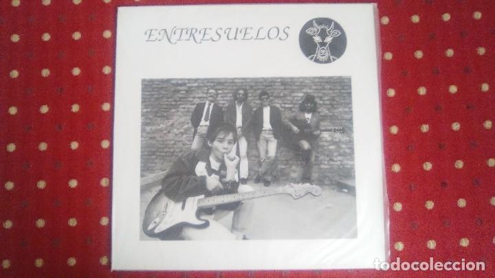 ENTRESUELOS (LP) IDEM 1990 AÑO (Música - Discos - Singles Vinilo - Grupos Españoles de los 90 a la actualidad)