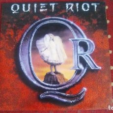 Discos de vinilo: QUIET RIOT - QUIET RIOT 88 METALLICA IRON MAIDEN SAXON MEGADETH DIO UDO. Lote 107429895
