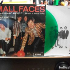 Discos de vinilo: SMALL FACES DON'T STOP WHAT YOU'RE DO +3 EP FRANCIA 1990 PEPETO TOP. Lote 107433531