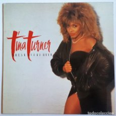 Discos de vinilo: TINA TURNER BREAK EVERY RULE SPAIN 1986 33 RPM. Lote 107437691