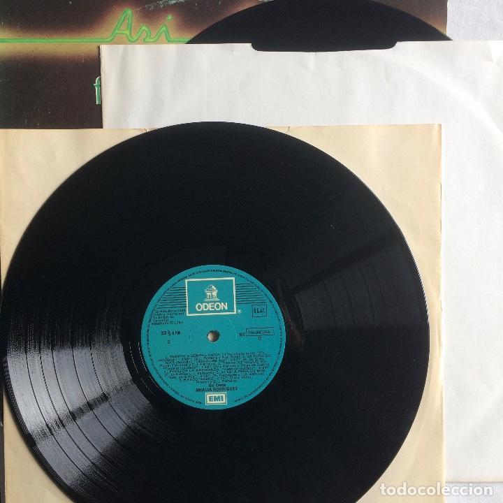 Discos de vinilo: Amalia Rodrigues – Así Canta - Foto 2 - 107449119