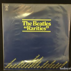 Discos de vinilo: THE BEATLES - RARITIES - LP. Lote 107451650