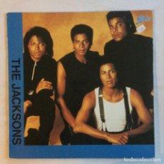 Discos de vinilo: THE JACKSONS ?– THE JACKSONS. Lote 107453815