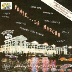 Discos de vinilo: PONTE LA MARCHA - LP BOY RECORDS 1993. Lote 107492179