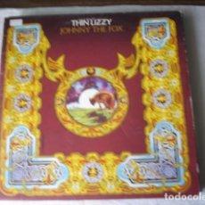 Discos de vinilo: THIN LIZZY JOHNNY THE FOX . Lote 107492831
