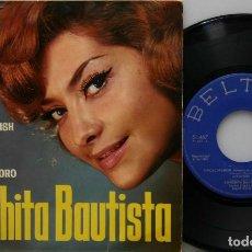 Discos de vinilo: CONCHITA BAUTISTA EP BELTER 1965. Lote 107498439