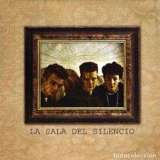 Discos de vinilo: LA SALA DEL SILENCIO EP BLUE TRANSPARENT SPAIN RARO AFTERPUNK. Lote 107514959