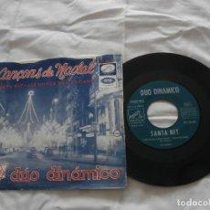 Discos de vinilo: DUO DINAMICO 7´SG SANTA NIT / LES DOTZE VAN TOCAN7 (1965) EN CATALAN *EN BUEN ESTADO*. Lote 107526339