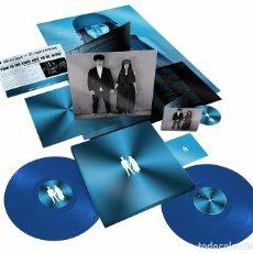 Discos de vinilo: U2 - SONGS OF EXPERIENCE VINILO AZUL 2LP & CD LIMITADO Y NUMERADO BOX SET PRECINTADO. Lote 107527011