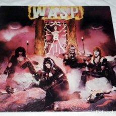 Discos de vinilo: LP W.A.S.P. – W.A.S.P.. Lote 107547475