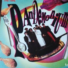 Discos de vinil: THE TIME PANDEMONIUM LP. Lote 107595375