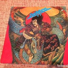 Discos de vinilo: DOKKEN -BEAST FROM THE EAST- (1988) 2 X LP DISCO VINILO. Lote 107603855