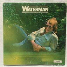 Discos de vinilo: DENNIS WATERMAN – WATERMAN - PROMO. Lote 107607263