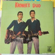 Discos de vinilo: KRONER'S DUO. SUS 3 EP'S EN UN LP DE ALLIGATOR RECORDS 1985. Lote 107608475