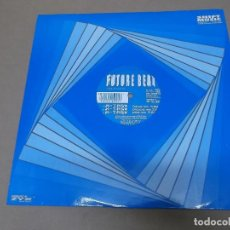 Discos de vinilo: FUTURE BEAT (MX) X-TASY +2 TRACKS AÑO 1994 – EDICION ALEMANA. Lote 107608591