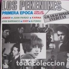 Discos de vinilo: LOS PEKENIKES- PRIMERA EPOCA,JUNIOR, JUAN PARDO,KARINA, JOSE BARRANCO ALLIGATOR 1984. Lote 107608715