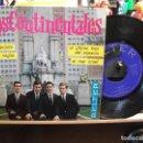 Discos de vinilo: LOS CONTINENTALES DON QUIJOTE / HAVA NAGUILA EP SPAIN 1964 PEPETO TOP . Lote 107634519