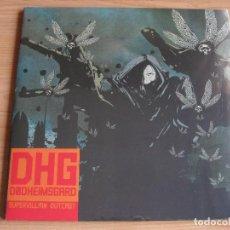 Discos de vinilo: DØDHEIMSGARD - DHG: SUPERVILLAIN OUTCAST / ABIGOR, ARCTURUS, MAYHEM, AURA NOIR, DARKTHRONE, FLEURETY. Lote 107644423