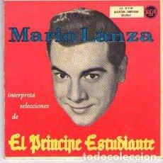 Discos de vinilo: DISCOS (MARIO LANZA) 2-DISCOS. Lote 107647511