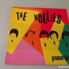 Discos de vinilo: THE HOLLIES - GREATEST HITS (LP). Lote 107653775