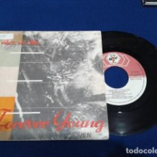 Discos de vinilo: ALPHAVILLE ( FOREVER YOUNG ) 1984 WEA SINGLE PROMO MADE IN SPAIN SELLO CADENA RADIO ( 240 481 ). Lote 107676179