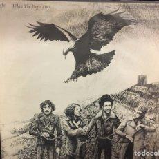 Discos de vinilo: TRAFFIC - WHEN THE EAGLE FLIES - LP. Lote 107680814