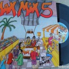 Discos de vinilo: MAX MIX 5 - 2ª PARTE - DOBLE LP . Lote 107706219