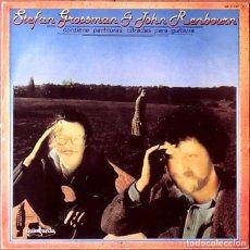 Discos de vinilo: STEFAN GROSSMAN & JOHN RENBOURN : STEFAN GROSSMAN & JOHN RENBOURN [ESP 1979]. Lote 107707907