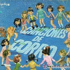 Discos de vinilo: CANCIONES DE CORRO,AÑO 1968,CORO DE ESCUELAS AVEMARIANAS - DISCO 10 PULGADAS . Lote 107708755