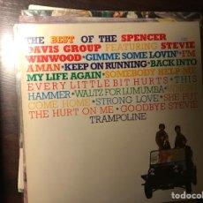Discos de vinilo: THE BEST OF THE SPENCER DAVIS GROUP. Lote 107709351