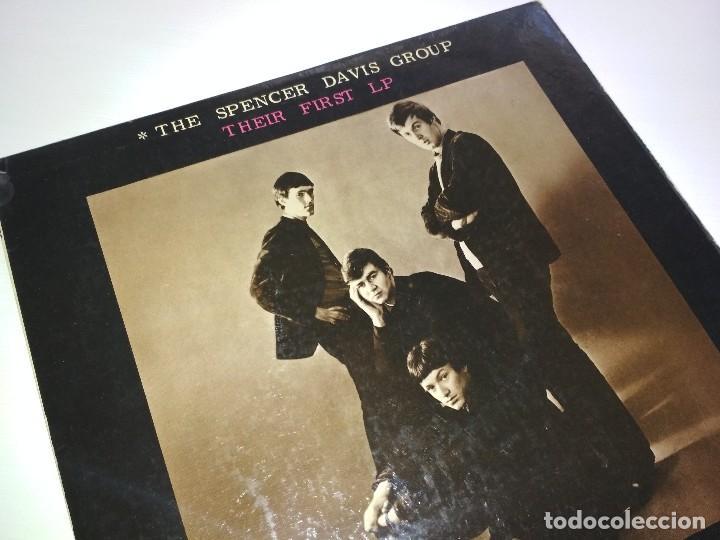 the spencer davis group first album