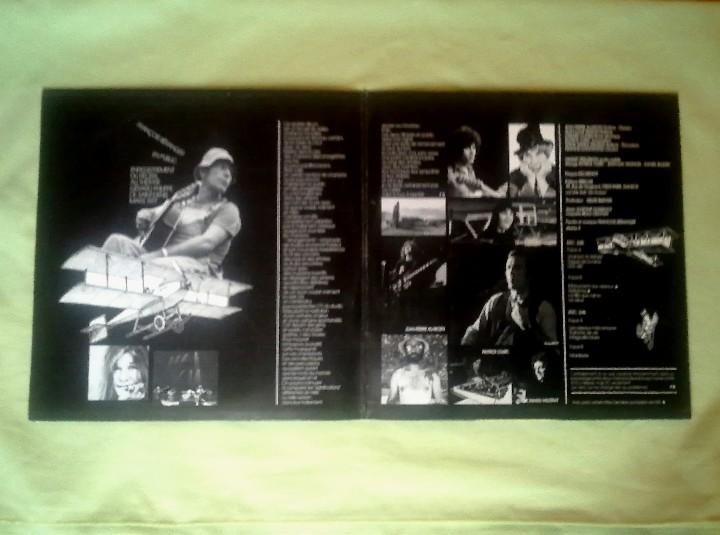 Discos de vinilo: FRANCOIS BERANGER. - Foto 4 - 107724343